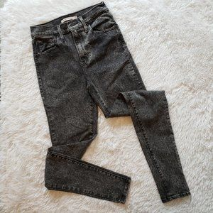 Levis Mile High Super Skinny Womens Jeans Sz25 NEW